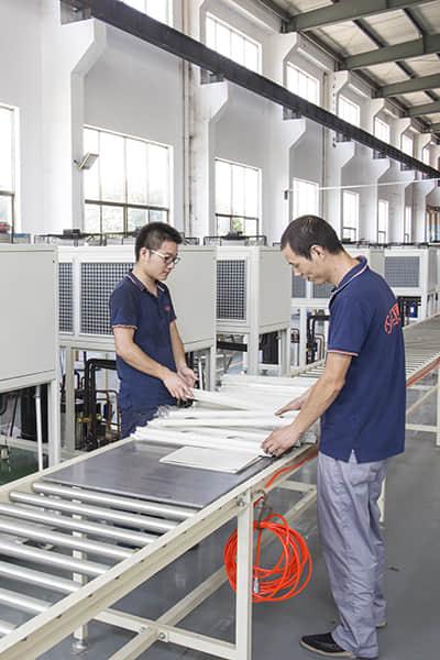 工业烘干设备的节能环保改造